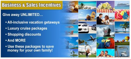 Business and Sales Incentives