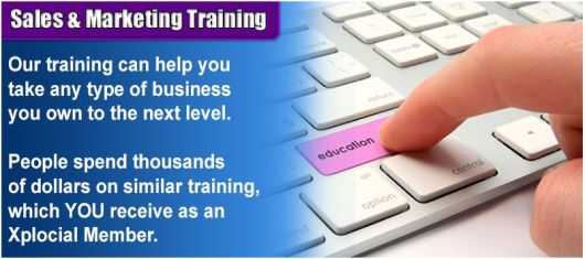 Sales & Marketing Training