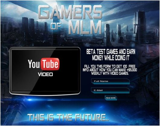 gamers of mlm
